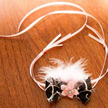 Tieback - The Gatsby is a great hair accessory for any little princess!